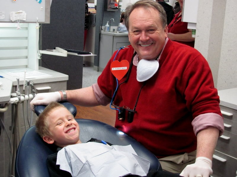 Have a Heart Day Image - Marx Family Dental