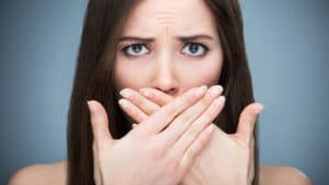 Some Reasons For Bad Breath Featured Image - Marx Family Dental