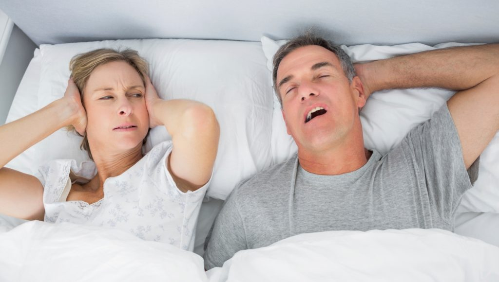 Sleep Apnea Is A Serious Health Threat Featured Image - Marx Family Dental